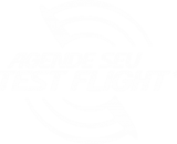 agende test flight branco